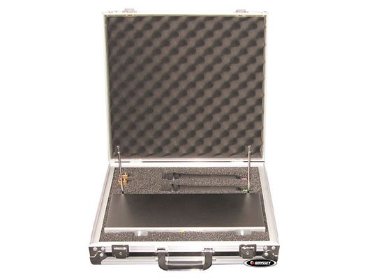 Flight Zone Series Wireless Mic System Carrying Case