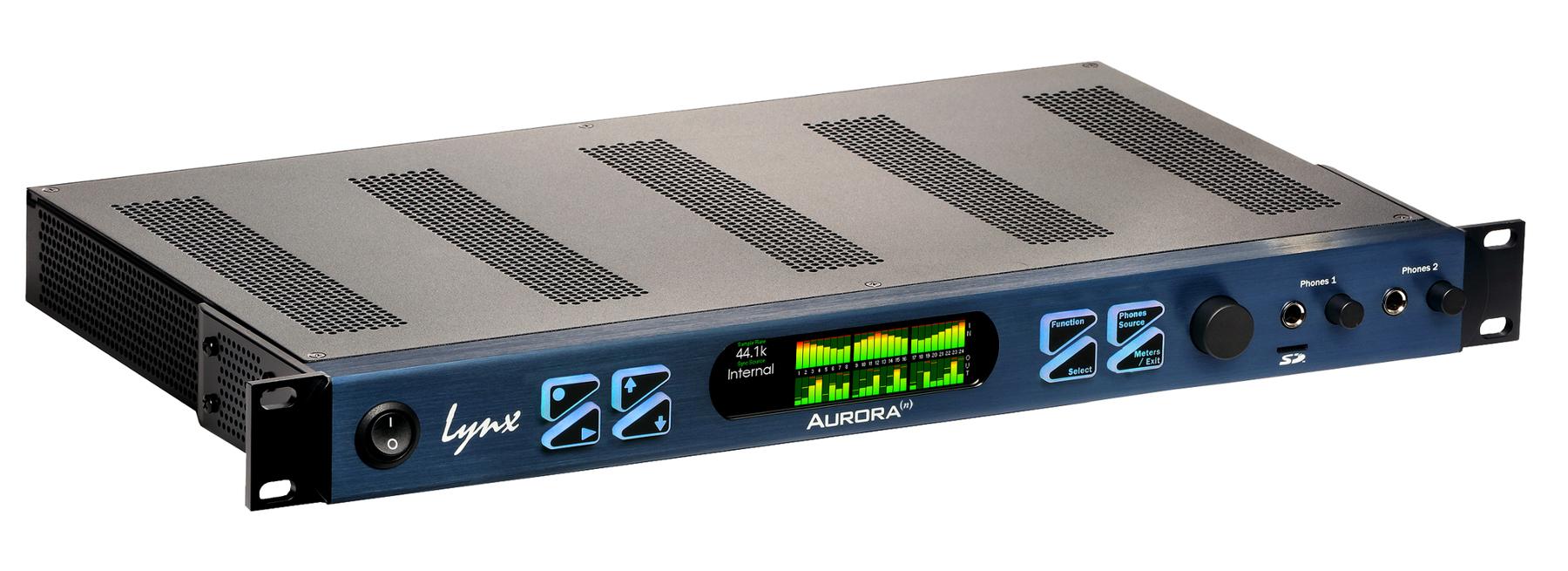 24-channel 24-bit / 192 kHz A/D D/A Converter System [Dante]
