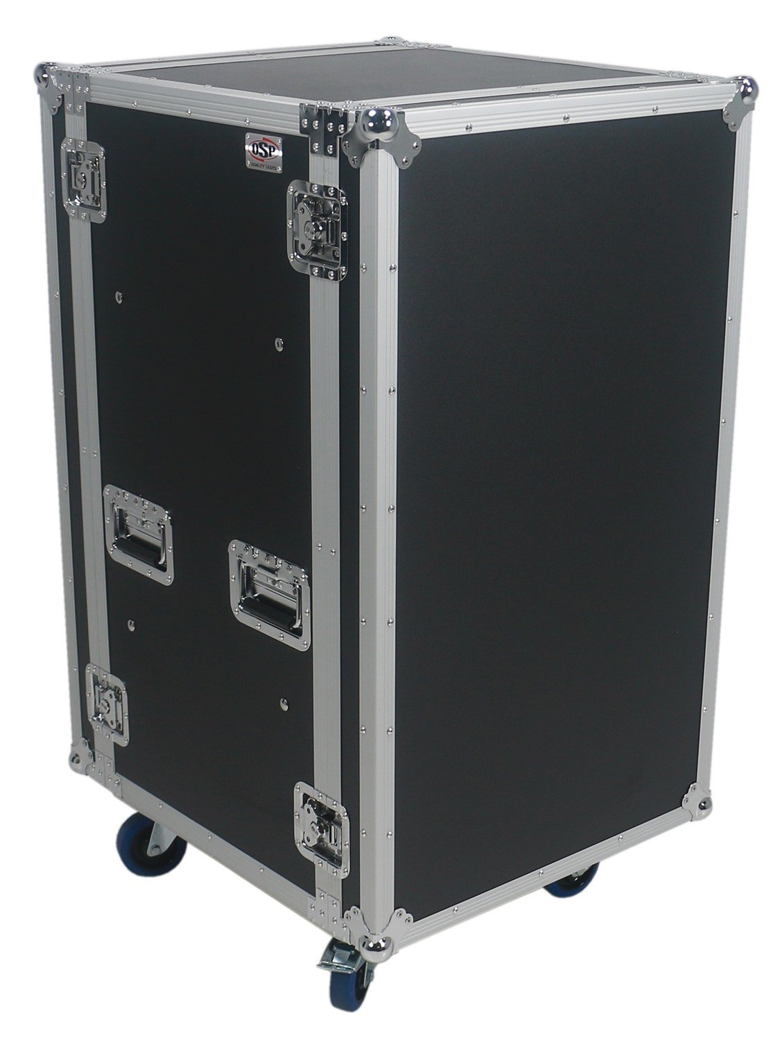 20RU ATA Amplifier Rack with Casters