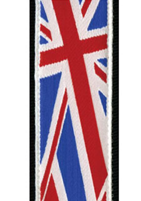 World Tour Collection Union Jack Guitar Strap