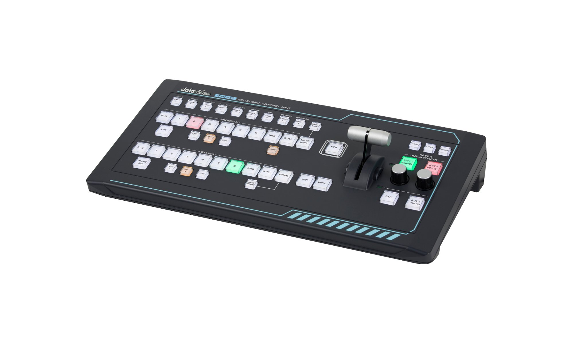 SE-1200MU 6 Input Switcher, RMC-260 Controller Bundle