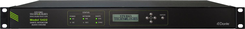 Dante Intercom Audio Engine