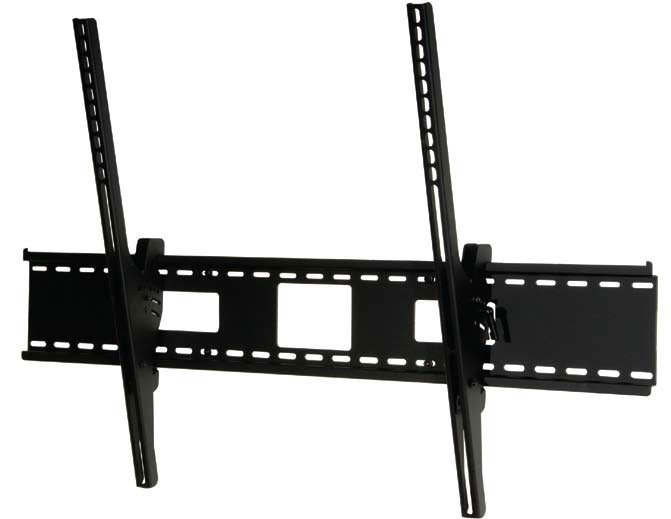 "Universal Tilting Wall Mount for 61""-102"" Screens (with Security Hardware)"
