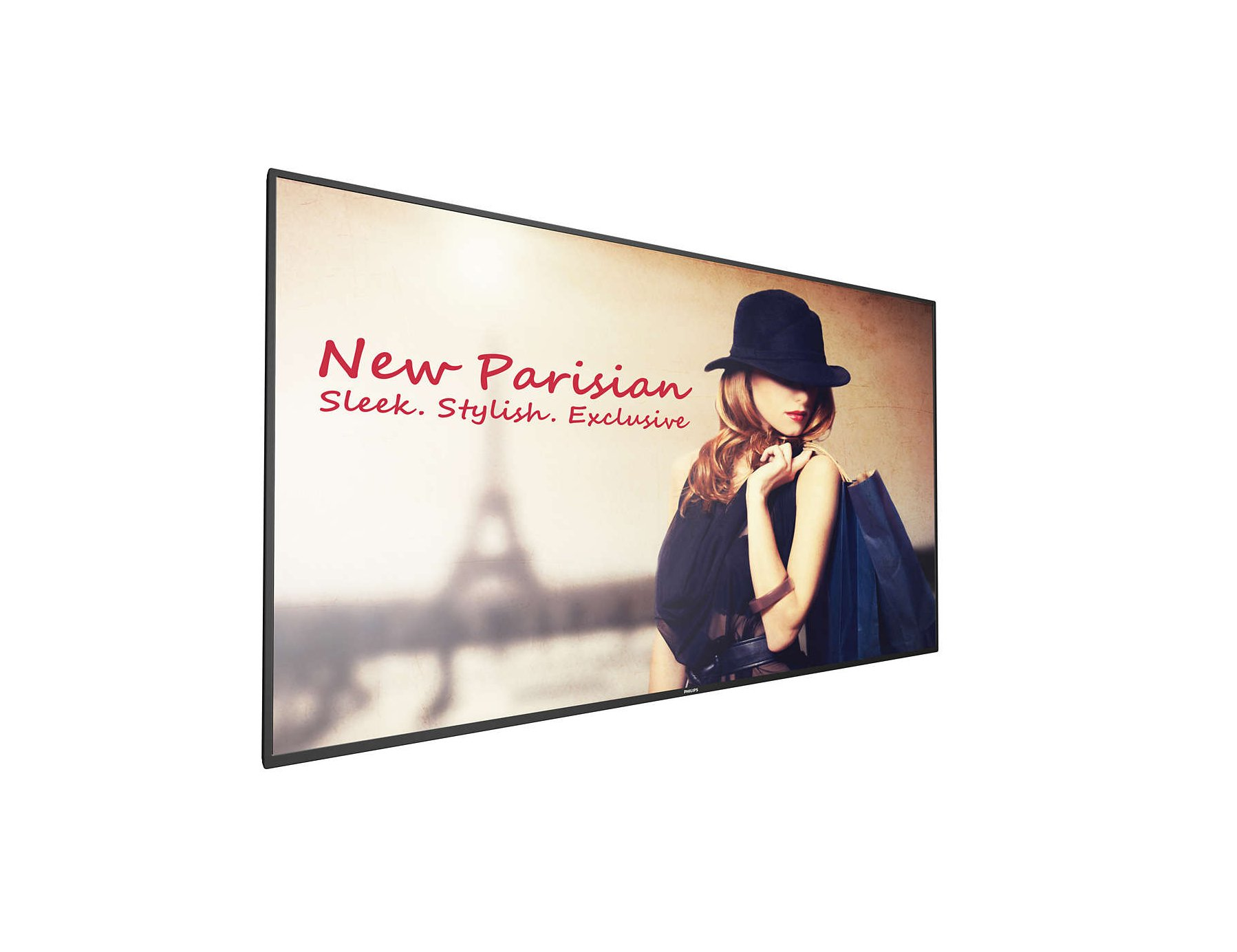 "32"" Android Powered, 400 Nits Commercial Display"