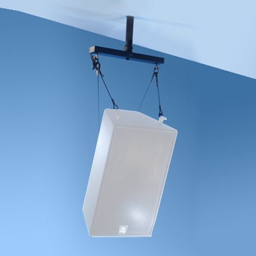 Speaker Ceiling Mount with Steerable Aiming System