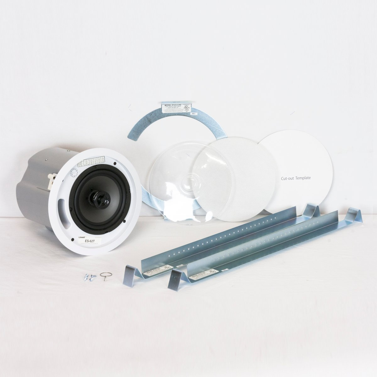 """6.5"""" Dia In-Ceiling Coaxial Speaker System"""