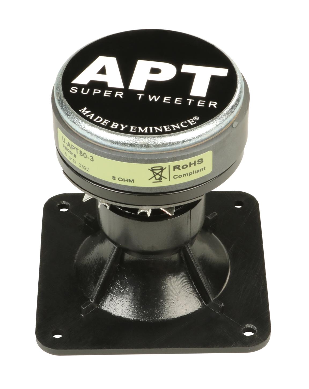 Super Tweeter for PA Speaker Cabinets