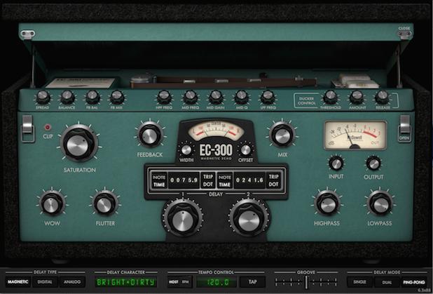 EC-300 Echo Collection Native