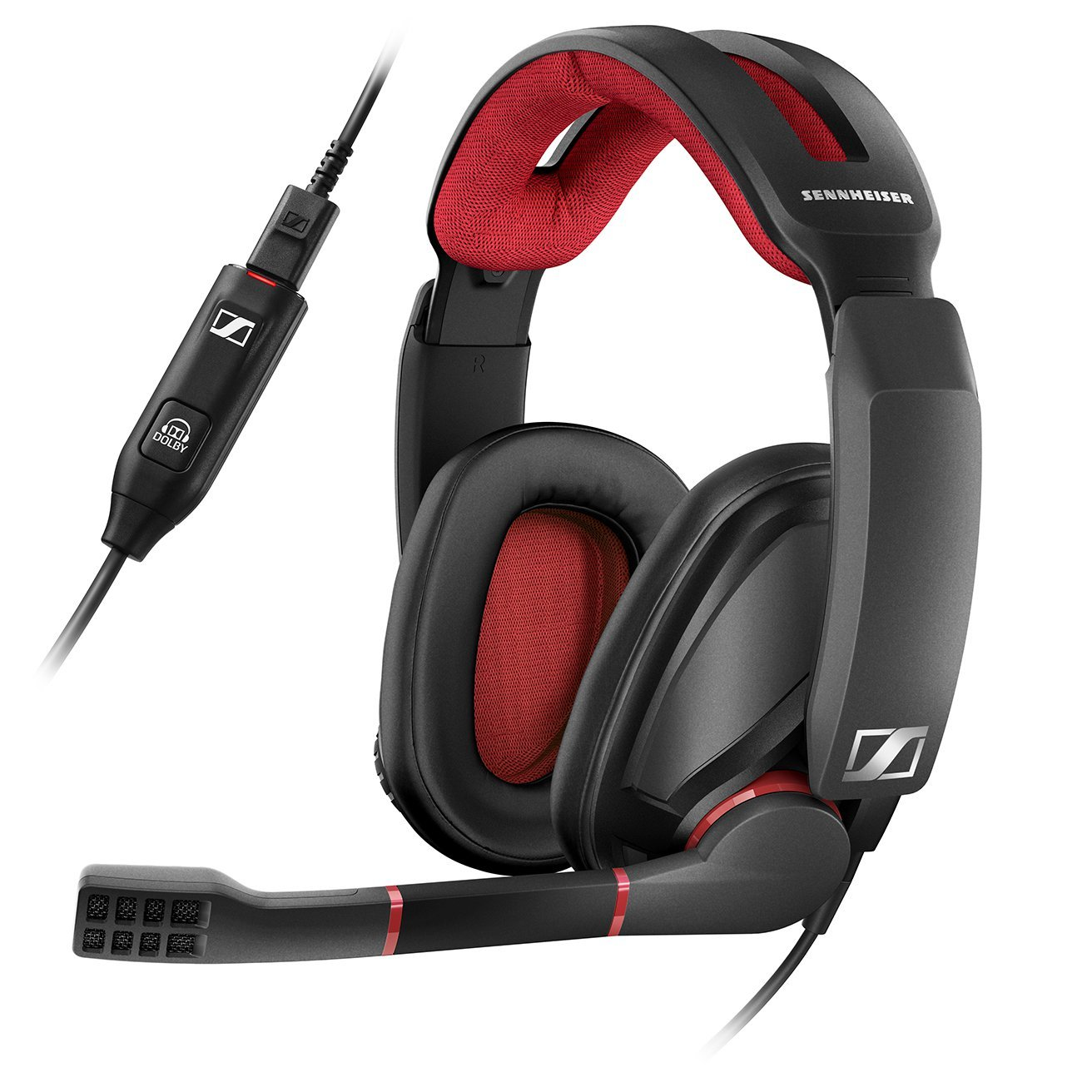 Closed Around Ear PC Gaming Headset