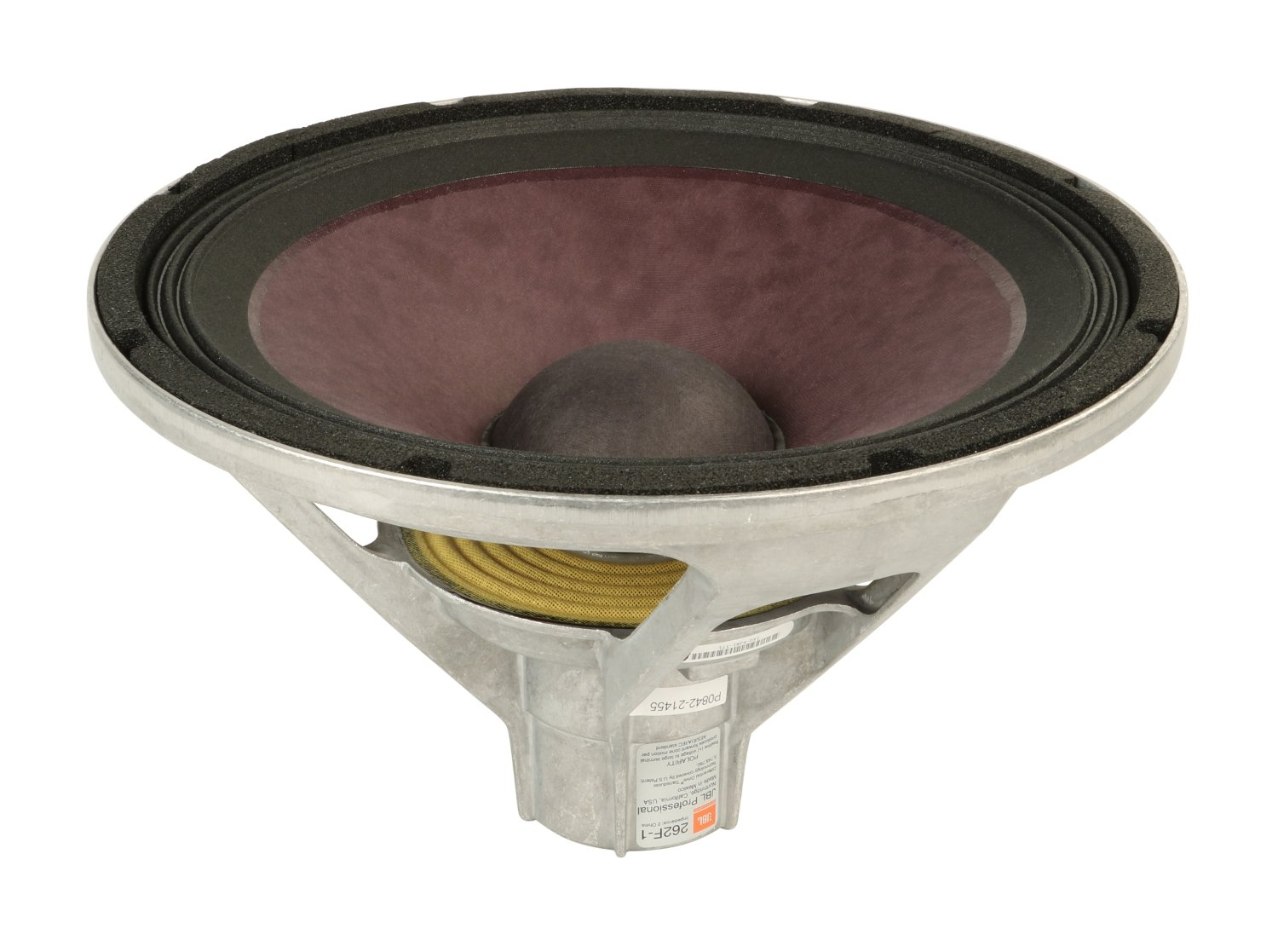 262F Woofer for PRX512M