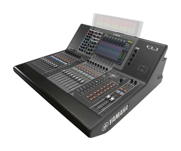 Yamaha CL1 [C-STOCK MODEL] 48 Mono + 8 Stereo Input Digital Mixer CL1-CSTOCK