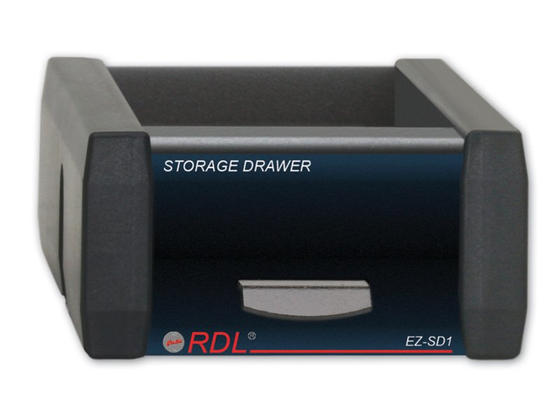 1/6 Rack Width Storage Drawer for EZ-RA6 or EZ-CC6