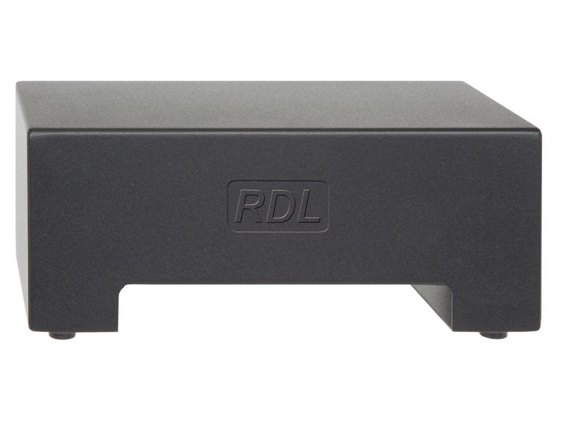 Radio Design Labs HD-BP1 Back-Pack HD Series Amplifier Rear Cover HD-BP1