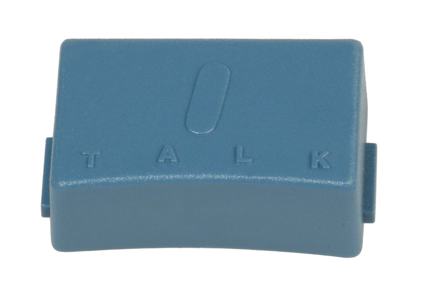 Blue Talk 1 Button for RTS BP-325