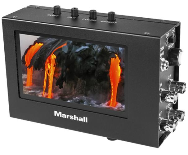 """4.3"""" Active Matrix LCD Monitor"""