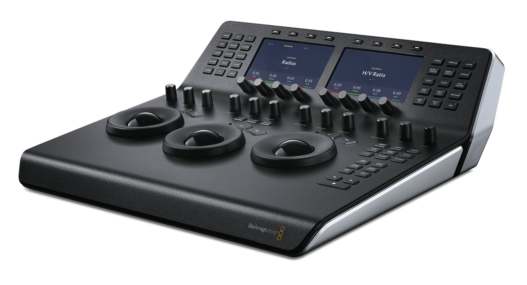 Blackmagic Design DaVinci Resolve Mini Panel Professional Video Edit Controller Panel DV-RES-BBPNLMINI