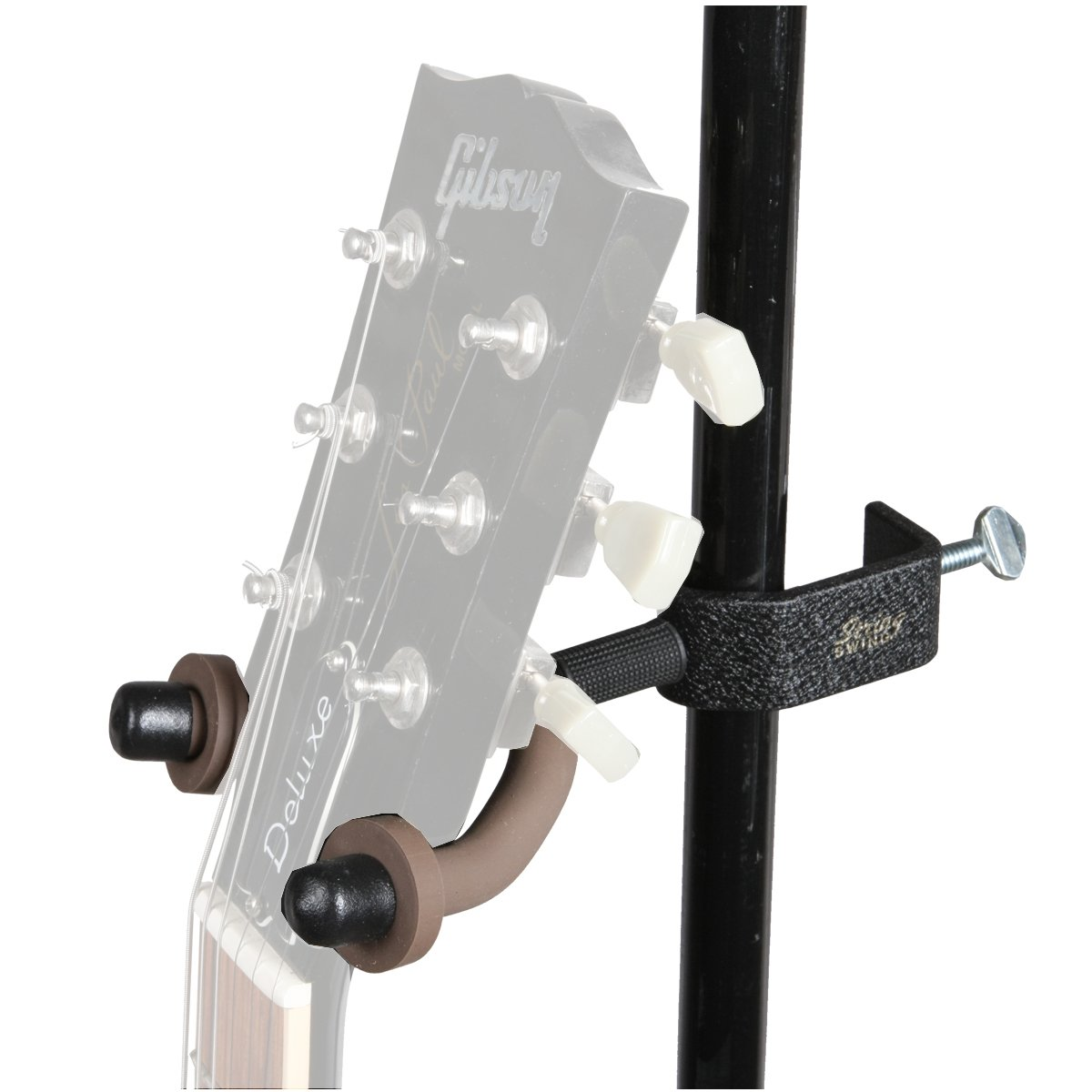 Microphone Stand Guitar Hanger