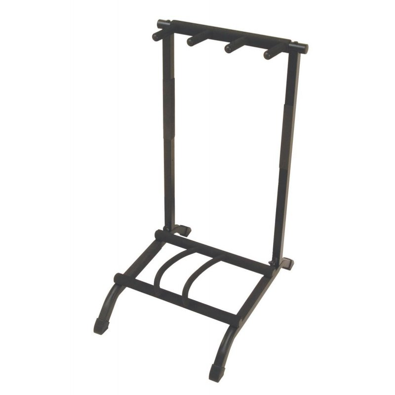 3-Space Foladable Guitar Rack / Stand