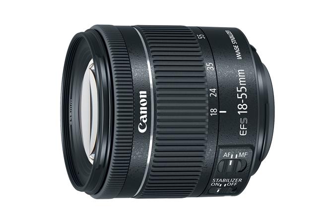 18-55mm f/4-5.6 IS STM Standard Zoom Lens
