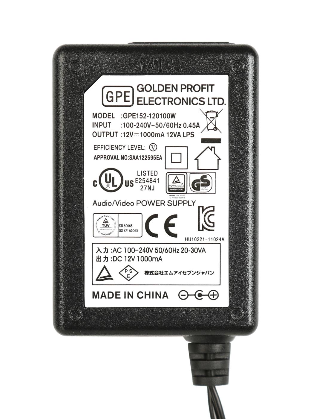 AC Adapter for FireStudio Mobile