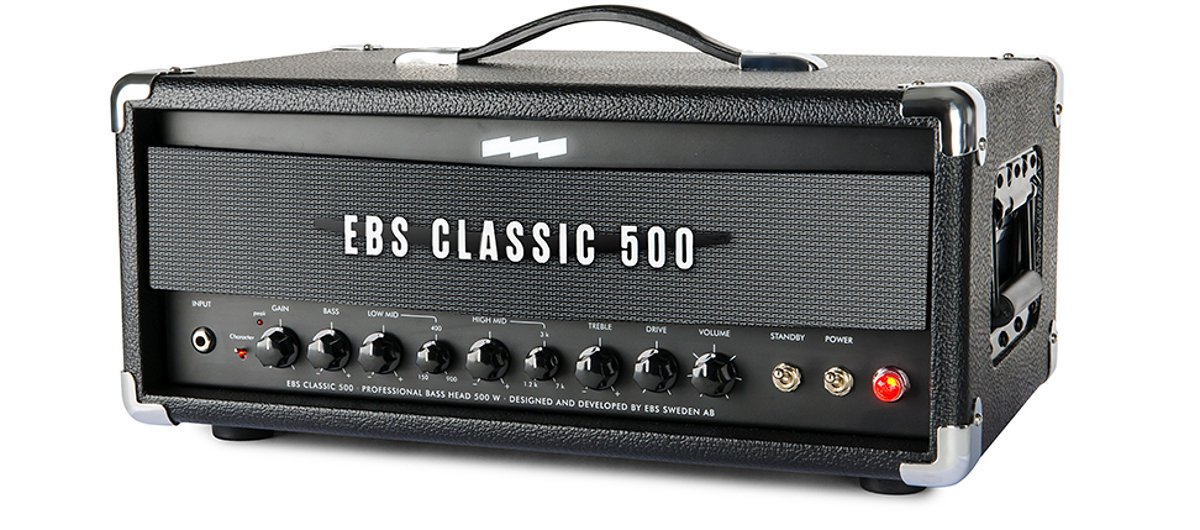 Bass Amp Head, 500W