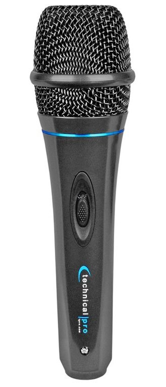 Digital Processing Wired Microphone