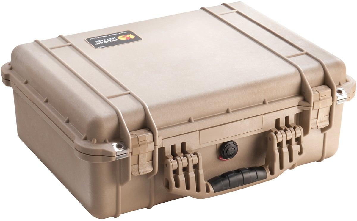 Medium Protector Case with Empty Interior