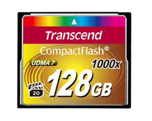 128GB 1000x Ultimate Series CompactFlash Card