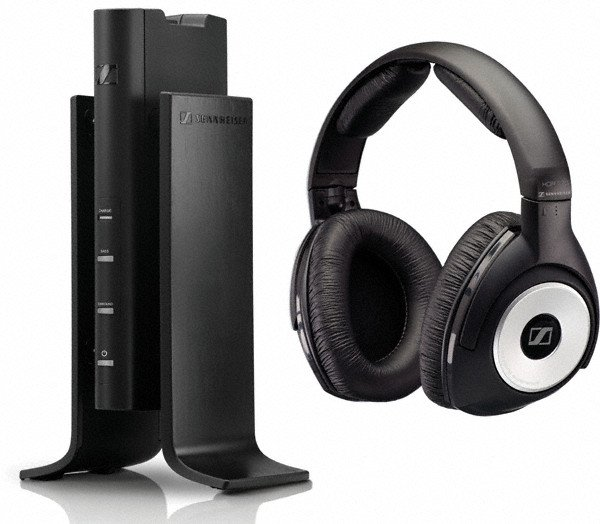 Wireless Stereo Headphones System