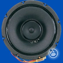 """8"""" Coaxial Loudspeakers, 16 watt (UL Listed) 70.7V-4W xfmr"""