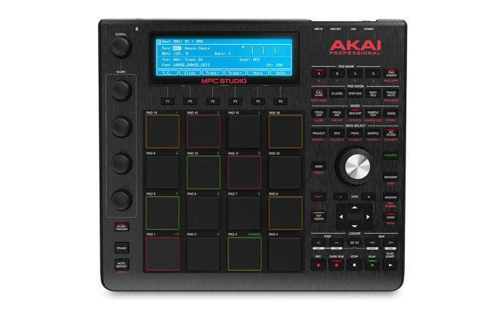 Compact MPC with Software, Black