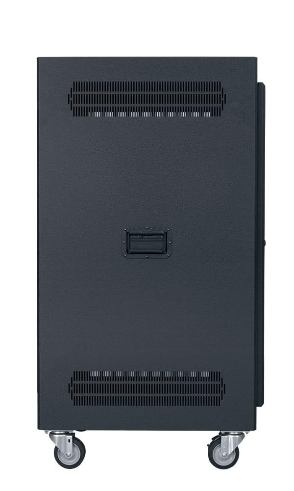 Portable Rack with Vented Door