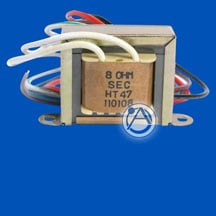 High-Quality 4 Watt Audio Transformer 70.7V