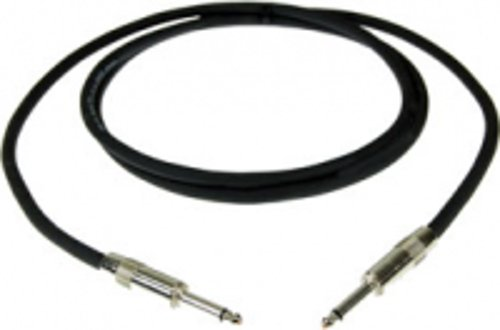 "3 ft. Excellines Speaker Cable with 1/4"" Right Angle Connector"