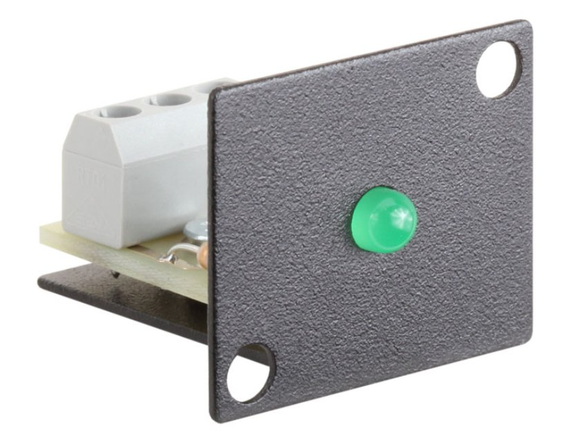 Green LED Indicator for use with AMS-UF1, RMS-4, or SR-4