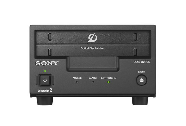 Optical Disc Archive Stand Alone Drive