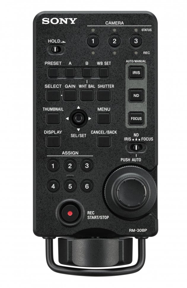 Wired Remote Commander for Select Sony Cameras