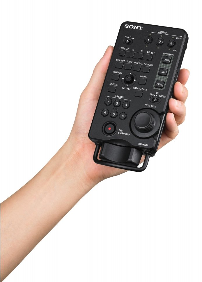 Sony RM-30BP Wired Remote Commander for Select Sony Cameras RM30BP