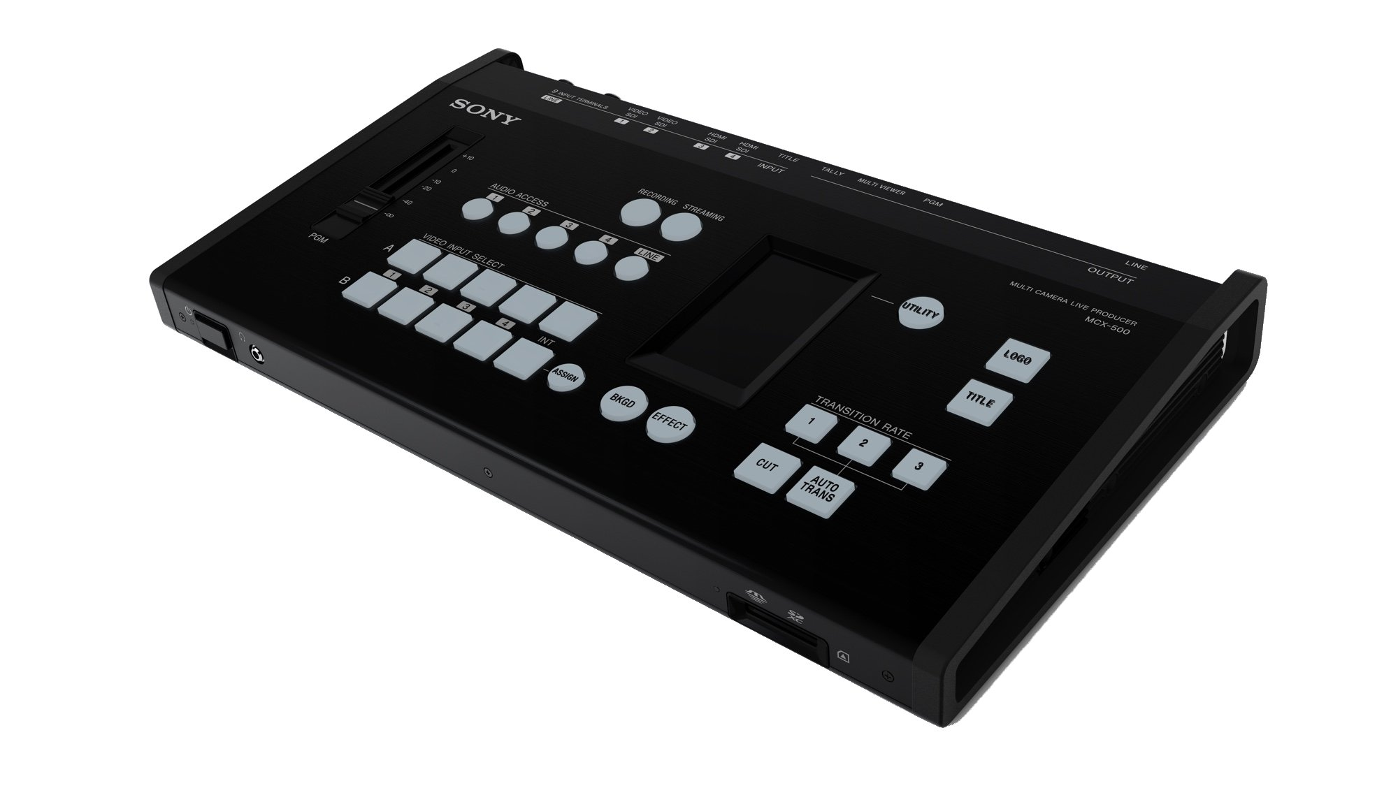 Multi-Camera Live Producer Production Switcher