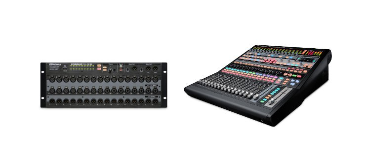 Kit with CS18AI and RM32AI, and Included Download of Studio One