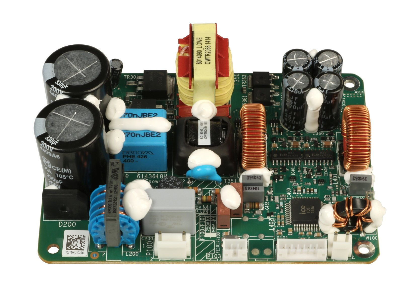 Amp PCB Assembly for PA6S
