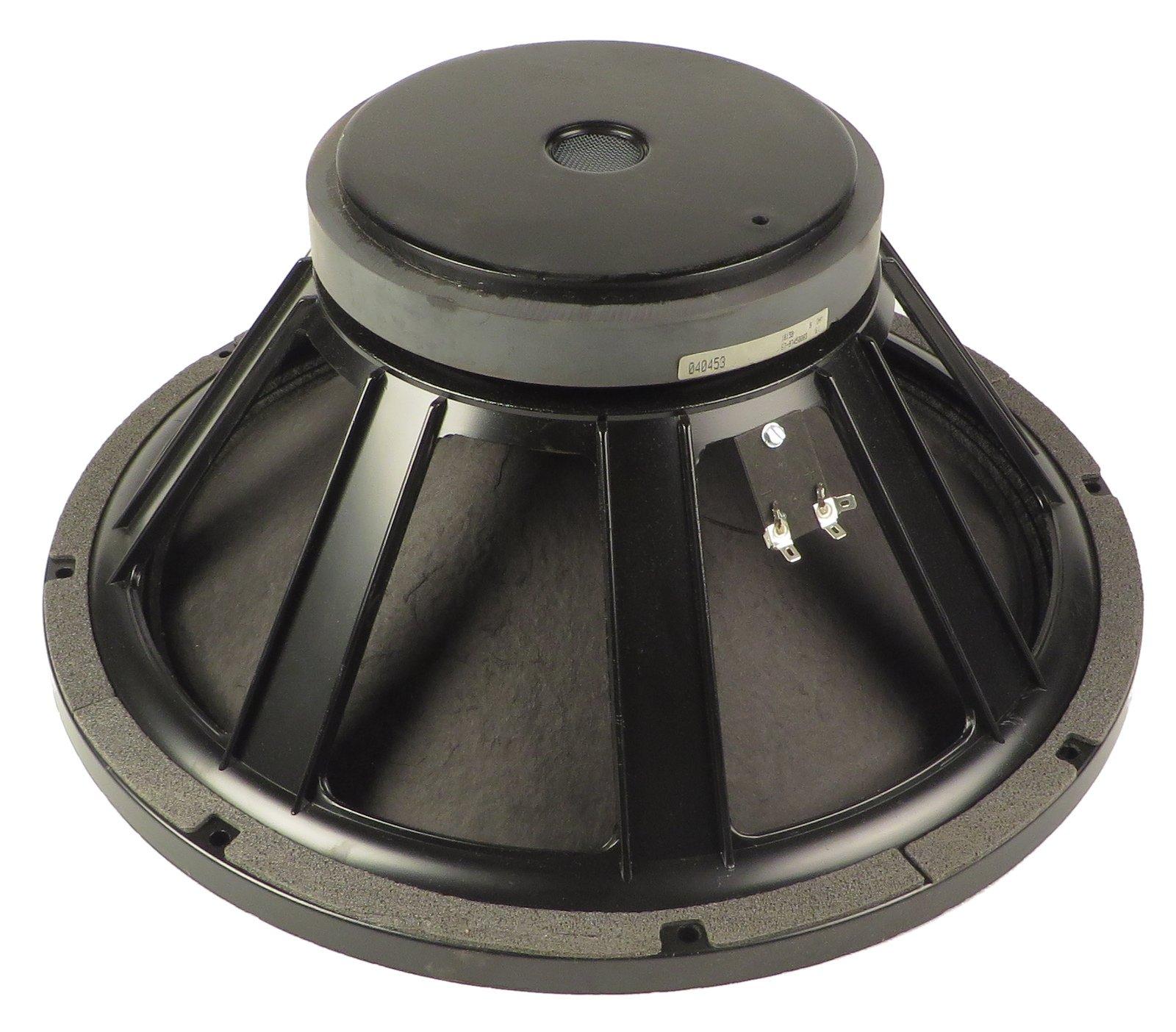 """18"""" 8 Ohm Cast Aluminum Speaker"""