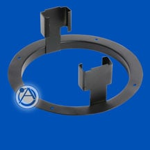 "4"" Plastic Mounting Ring"