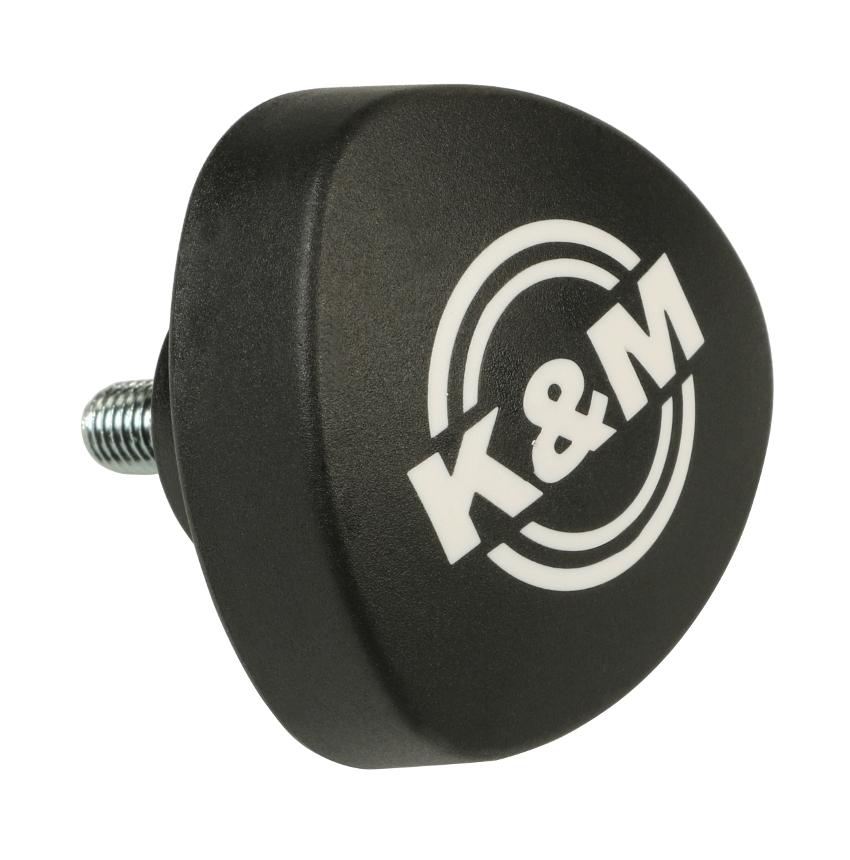 K&M Stands 01.82.783.55 213 Tripod Legs Locking Knob 01.82.783.55