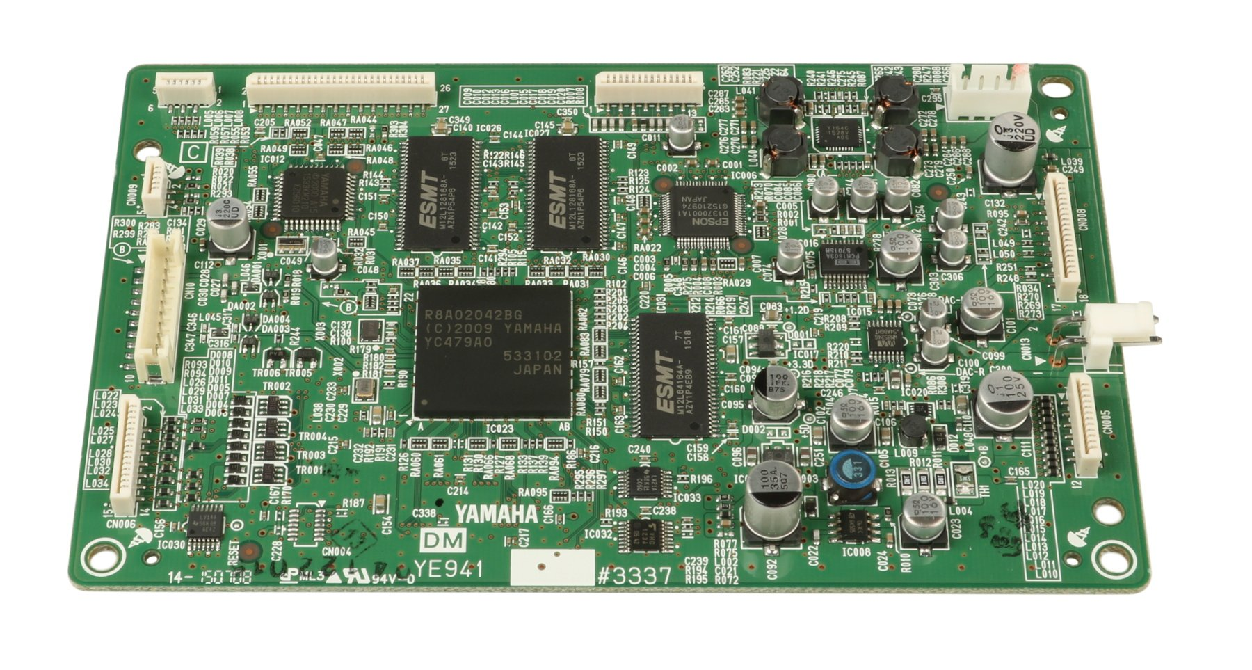Main PCB for DGX-650B