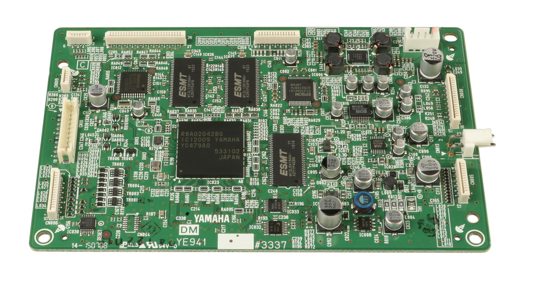 Main PCB for DGX-650B