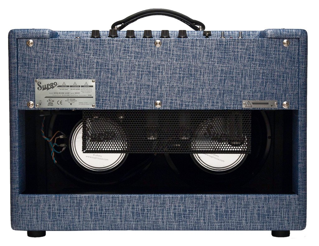 35/45/60W 2x10 Reverb Tremolo Amp