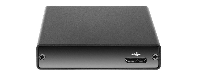 2TB Portable HDD with USB 3.0, 5400RPM