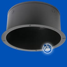 "12"" Recessed Round Enclosure"