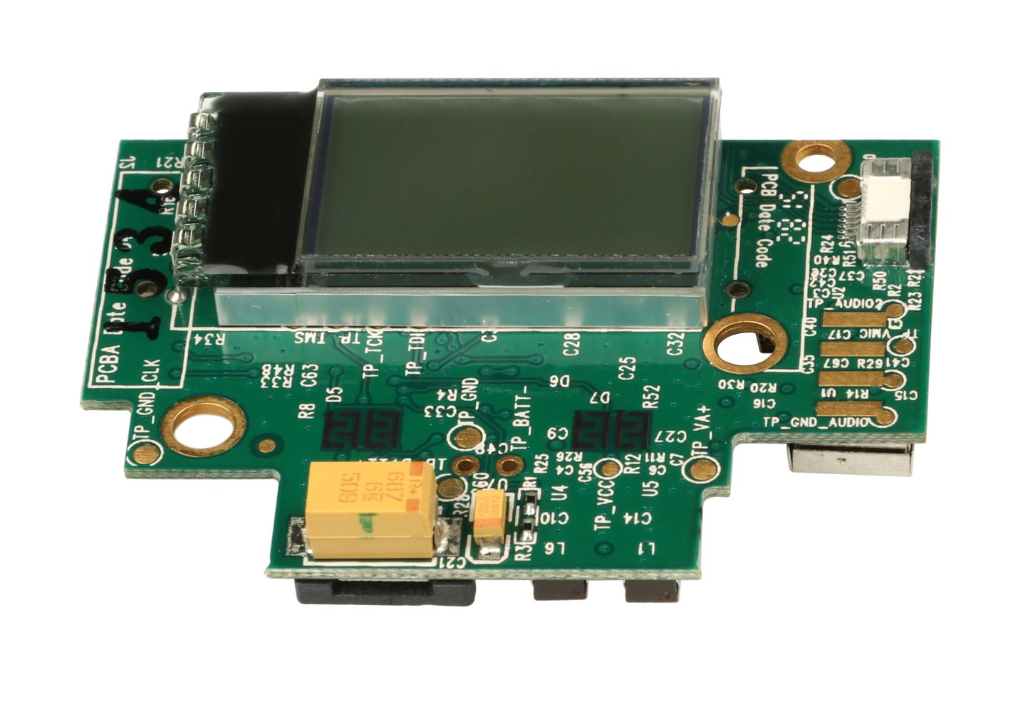 Main PCB for TBP12